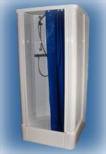 tijdelijke douche
